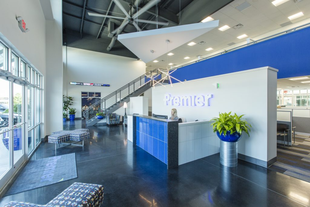 Premier Consulting Partners Lobby